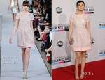 Ginnifer Goodwin In Oscar de la Renta - 2012 American Music Awards