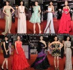 Who Was Your Best Dressed At The 2012 Golden Horse Awards?