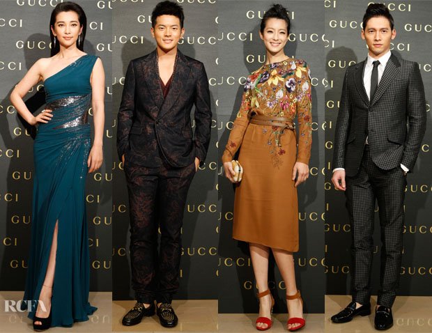 Gucci Taipei Flagship Store Opening Party 1