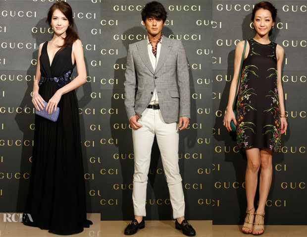 Gucci Taipei Flagship Store Opening Party 2