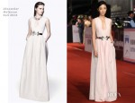 Gwei Lun-Mei In Alexander McQueen - 2012 Golden Horse Awards