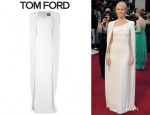 Gwyneth Paltrow's Tom Ford Long Evening Gown