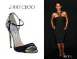 Halle Berry's Jimmy Choo Tema Sandals