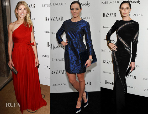 Harper's Bazaar Woman of the Year Awards Red Carpet Round Up2