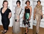 Harper's Bazaar Woman of the Year Awards Red Carpet Round Up