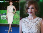 Isla Fisher In Dolce & Gabbana - 'The Rise of the Guardians' London Premiere