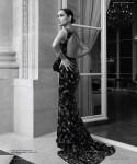 Bottega Veneta gown