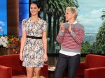 Jennifer Lawrence In Stella McCartney - The Ellen DeGeneres Show