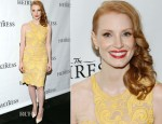 Jessica Chastain In Stella McCartney - 'The Heiress' Broadway Revival Opening Night After-Party