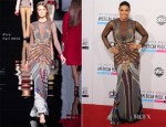 Jordin Sparks In Etro - 2012 American Music Awards