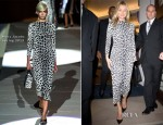 Kate Moss In Marc Jacobs - 'Kate: The Kate Moss Book' Book Signing