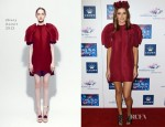 Kate Waterhouse  In Ellery - VRC Oaks Club Luncheon