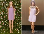Kate Waterhouse In Gucci - Melbourne Cup