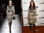 Katie Holmes In Bottega Veneta - 'Dead Accounts' Broadway Opening Nigh After Party
