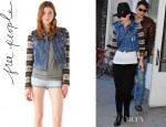 Katy Perry's Free People Cypress Jacket