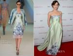 Keira Knightley In Erdem - 'Anna Karenina' LA Premiere