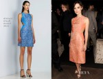 Keira Knightley In Richard Nicoll - 'Anna Karenina' LA Premiere After- Party