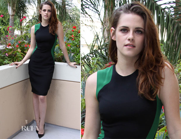 Kristen Stewart In Stella McCartney - 'The Twilight Saga Breaking Dawn - Part 2' Press Conference