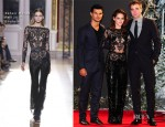 Kristen Stewart In Zuhair Murad Couture - 'The Twilight Saga: Breaking Dawn - Part 2' London Premiere