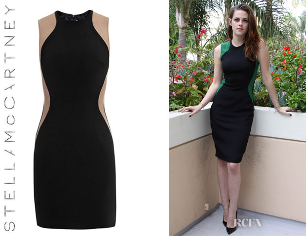 Kristen Stewart's Stella McCartney Gibson Dress