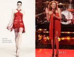 Kylie Minogue In Julien Macdonald - The Tonight Show with Jay Leno