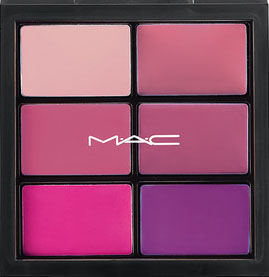 Mac Pro Lip Palette 6 Preferred Pinks