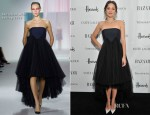 Marion Cotillard In Christian Dior - Harper's Bazaar Woman of the Year Awards