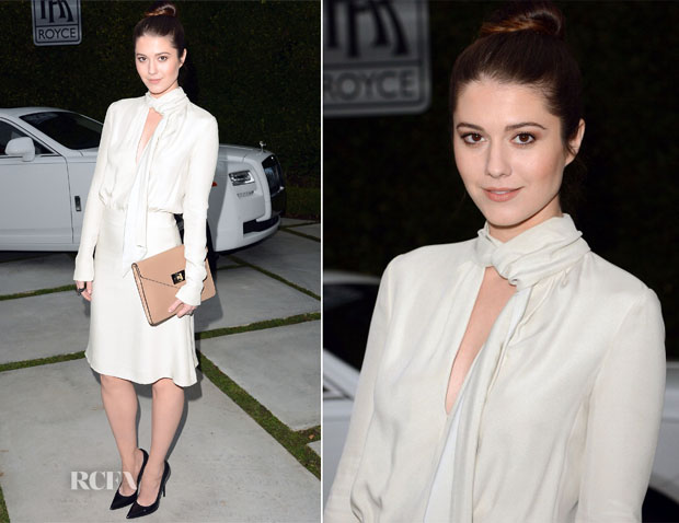 Mary Elizabeth Winstead In Chloe - The Variety Studio Awards Edition Event