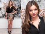 Miranda Kerr In Proenza Schouler - 'Nomad Two Worlds' Book Launch