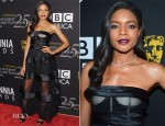 Naomie Harris In Miu Miu - 2012 BAFTA Los Angeles Britannia Awards