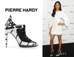 Naomie Harris' Pierre Hardy Laced Shoes