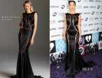 Nicole Scherzinger In Rafael Cennamo - 21st Music Industry Trust Awards
