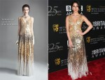 Olivia Munn In Temperley London - BAFTA LA 2012 Britannia Awards