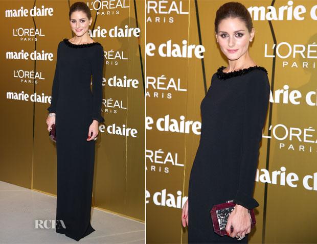 Olivia Palermo In Christian Dior - Marie Claire Prix de la Moda Awards 2012