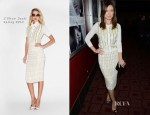 Olivia Wilde In L'Wren Scott - 'Deadfall' LA Premiere