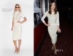 Olivia Wilde In L'Wren Scott - 'Deadfall' LA Premiere