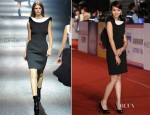 Peijia Huang In Lanvin - 2012 Golden Horse Awards