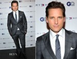 Peter Facinelli In Tommy Hilfiger - Tommy Hilfiger & GQ Celebrate Men Of New York