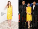 Qin Lan In Stella McCartney - 'The Last Supper' Beijing Premiere