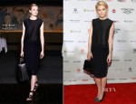 Rachael Taylor In The Row - 40th International Emmy Awards