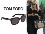 Reese Witherspoon's Tom Ford Campbell Sunglasses