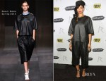 Rihanna In Damir Doma - 'Unapologetic' Album Launch