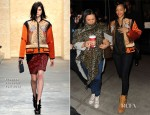 Rihanna In Proenza Schouler  - Out In New York City