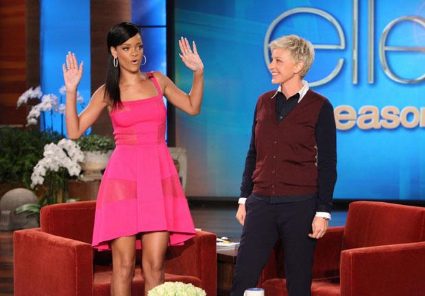 Rihanna Versus Spring 2013