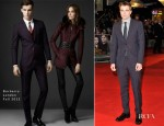 Robert Pattinson In Burberry London - 'The Twilight Saga: Breaking Dawn - Part 2' London Premiere