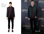 Robert Pattinson In McQ Alexander McQueen & Lanvin - 'The Twilight Saga: Breaking Dawn – Part 2' Madrid Photocall
