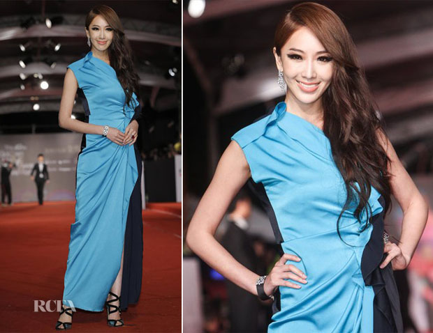 Sonia Sui In Lanvin - 2012 Golden Horse Awards