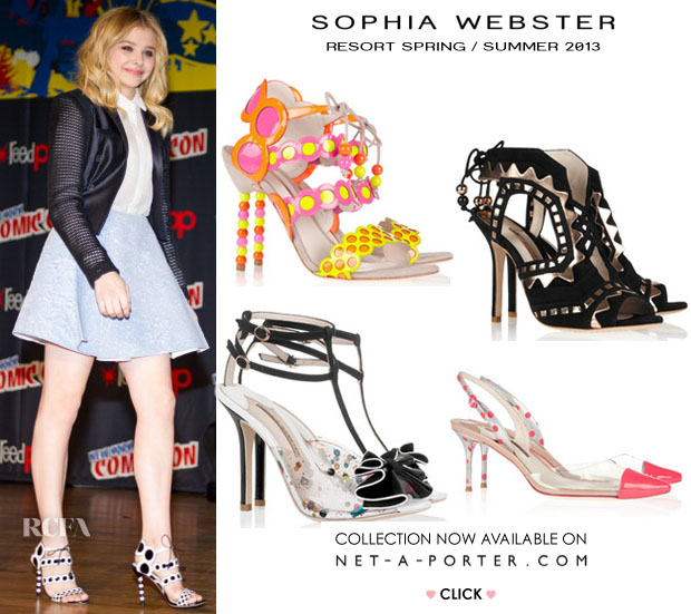 Sophia Webster Launches Exclusively