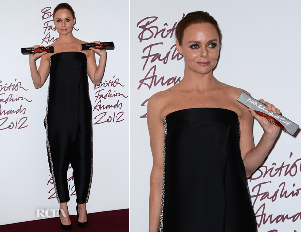 Stella McCartney in Stella McCartney 2012 BFA
