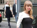 Taylor Swift In Kate Spade New York - NRJ Radio Station